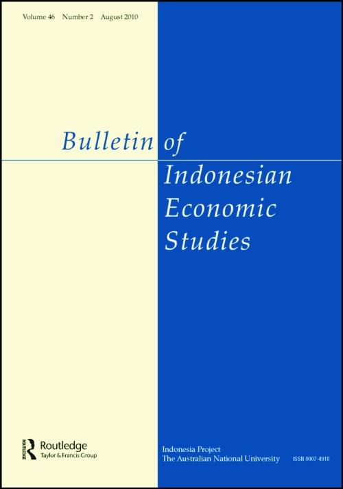 Bulletin of Indonesian Economic Studies