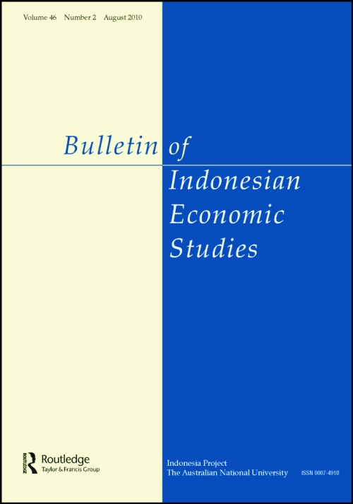 Bulletin of Indonesian Economic Studies