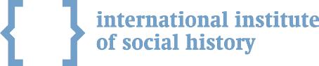 International Institute of Social History 国际社会史研究所
